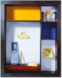 Debra Teare, Mondrian's Self Portrait