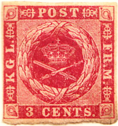 Danish West Indies SG1 Sc1