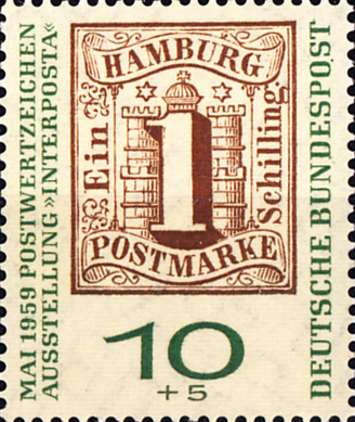 West Germany SG1227 ScB366