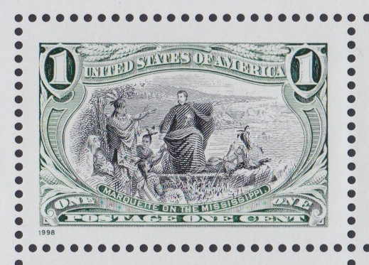Usa 1 Cent Stamps