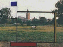 Vic Hulshof,Mondrian Window